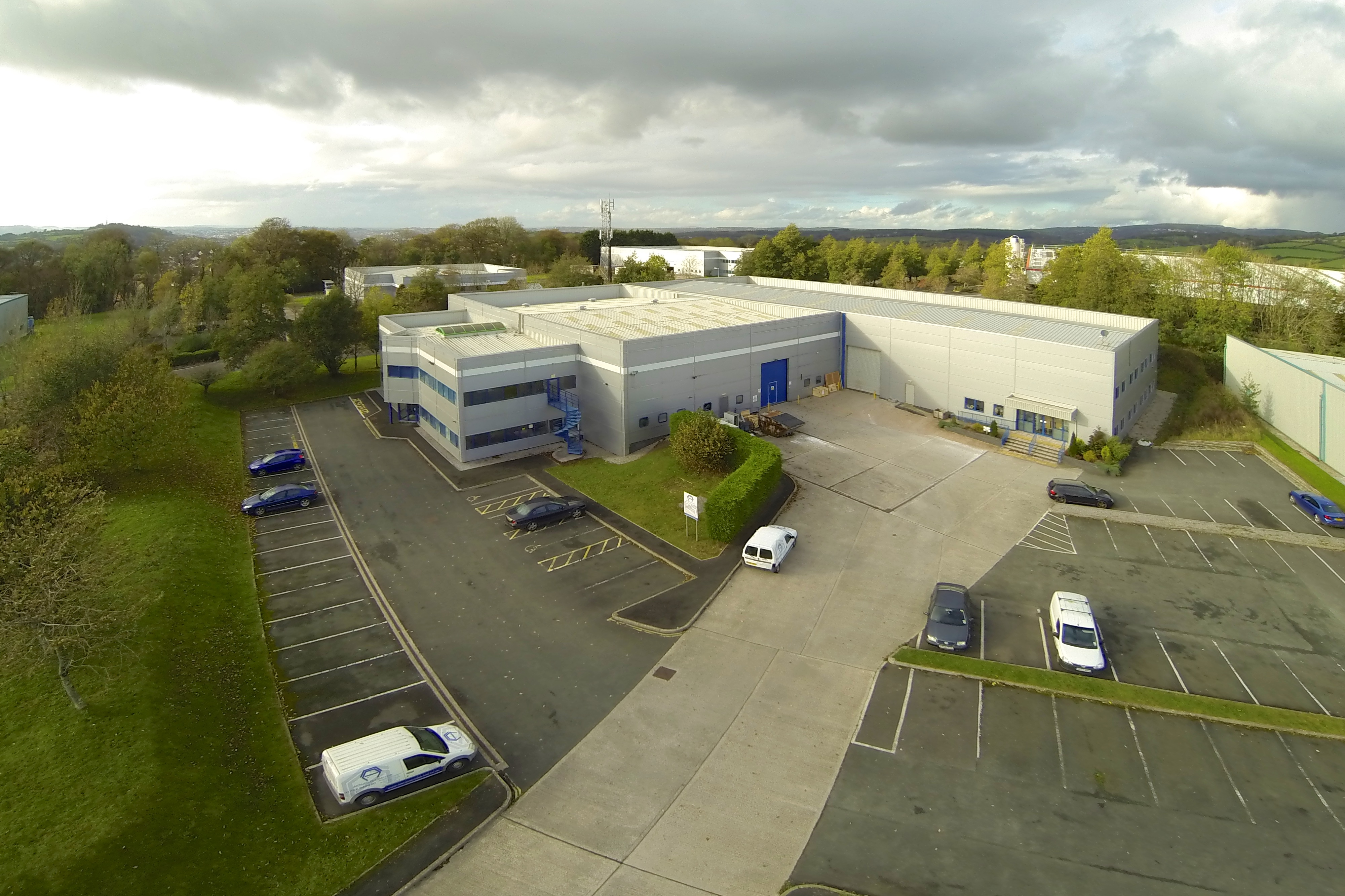 new westcountry glass factory