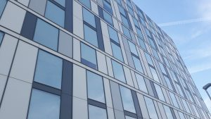 Curtain Walling Laminated IGU's