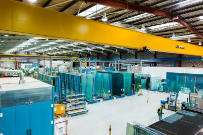 inside workshop wide angle