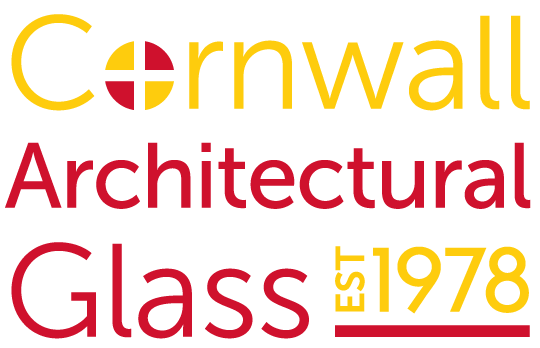 cornwall glass architectural logo