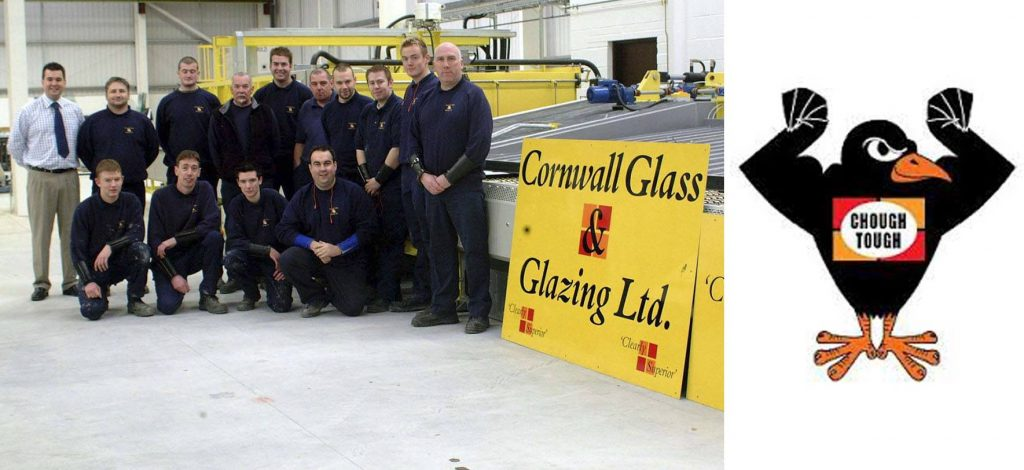 fourteen staff in workshop