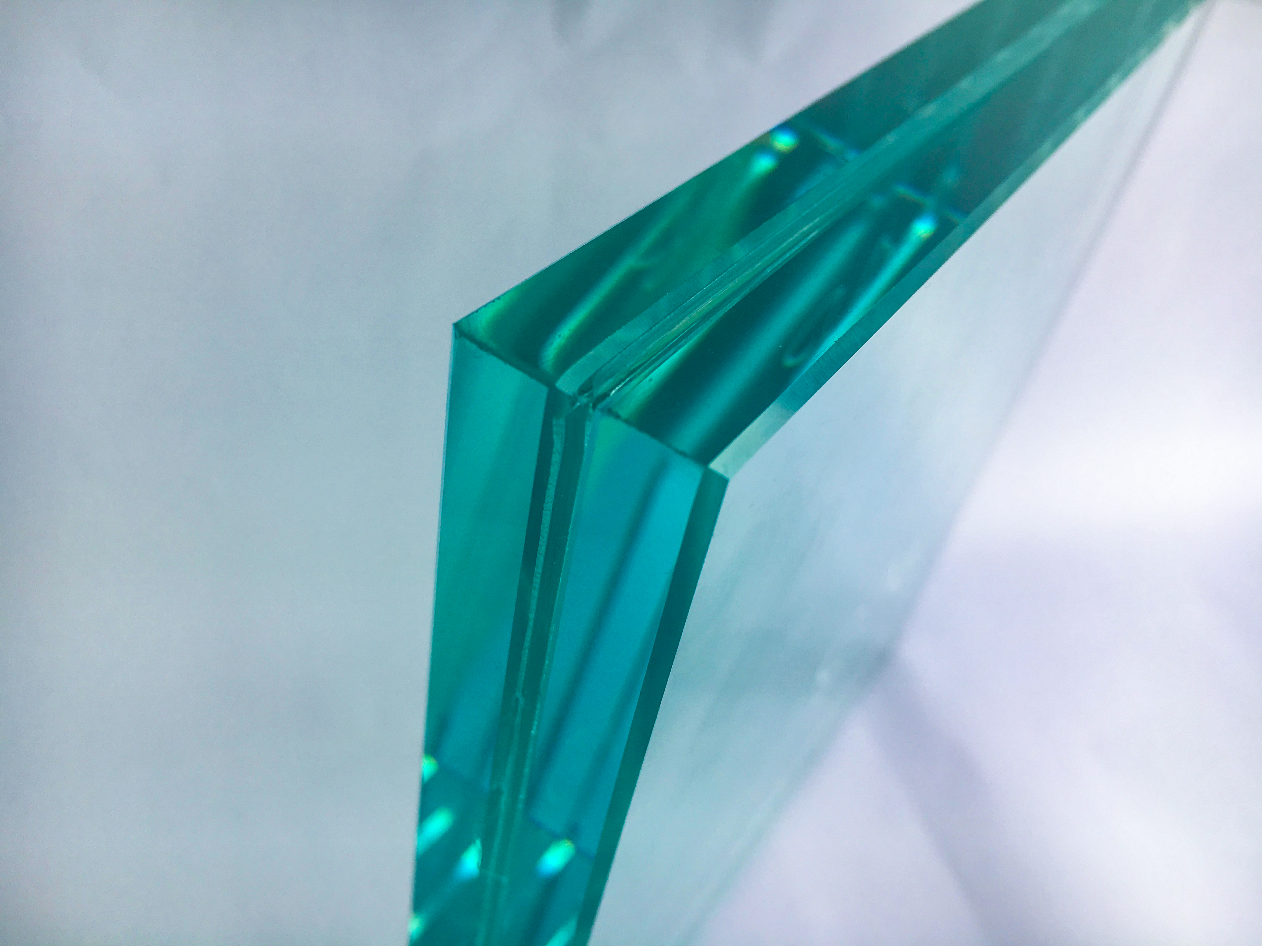 Laminated Glass from Cornwall