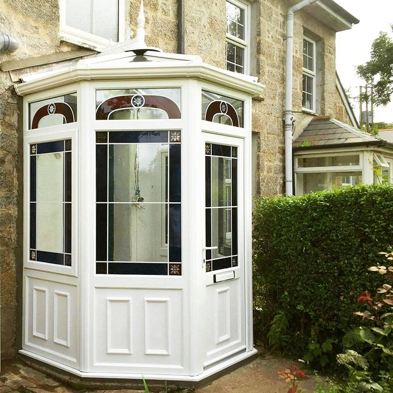 doorway entry conservatory