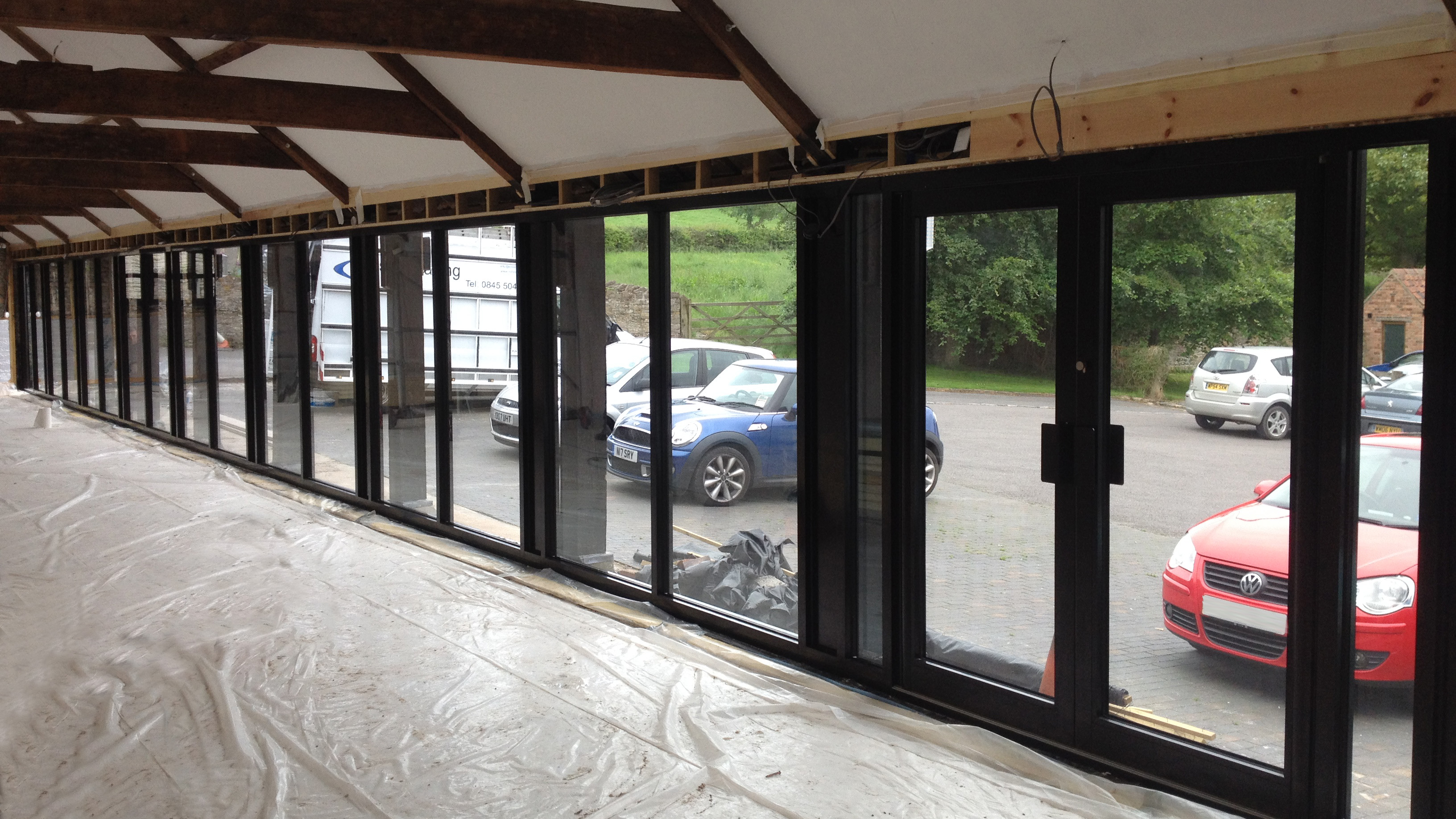Manor Farm Bifold Doors