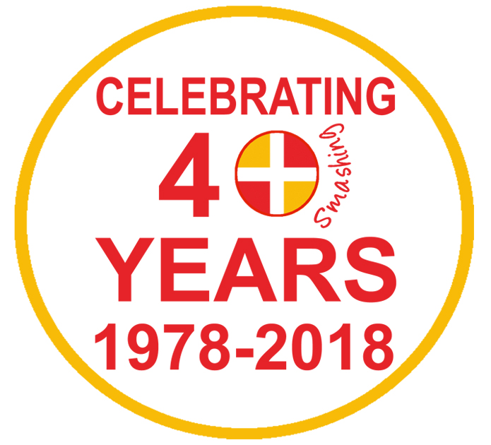 Cornwall Glass 40th Anniversary