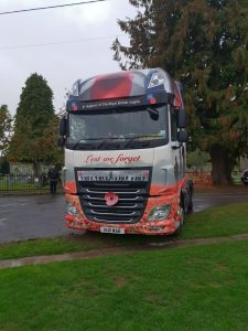 British Legion Truck