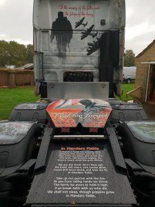 British Legion Truck 1