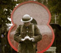 WW1 Sentry
