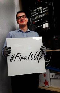 #FireItUp #IT