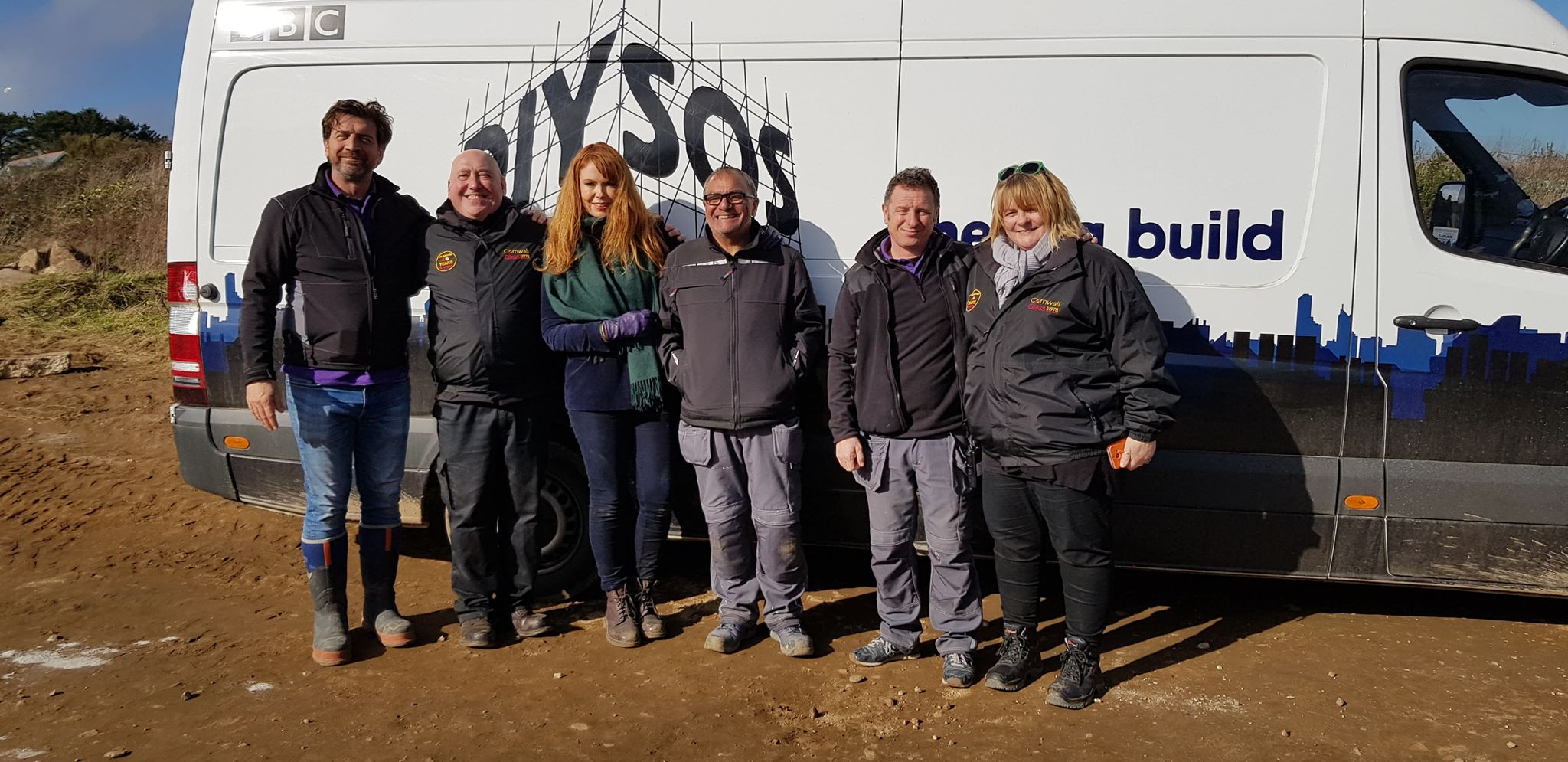 Carbis Bay DIY SOS