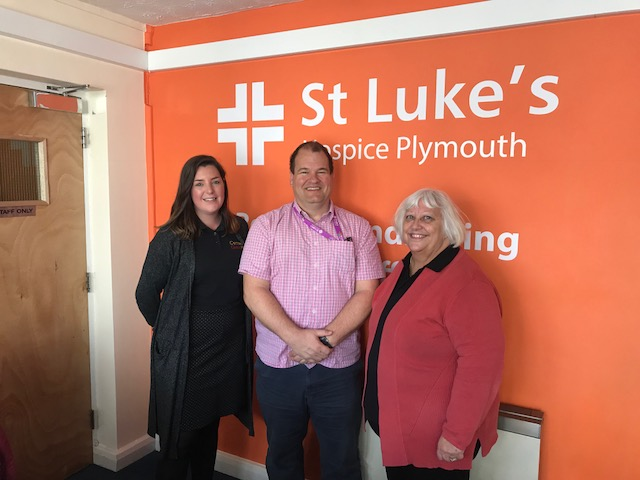 St Lukes Hospice Plymouth