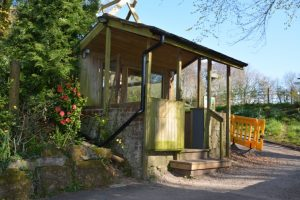 Dartmoor Zoo Monkey House