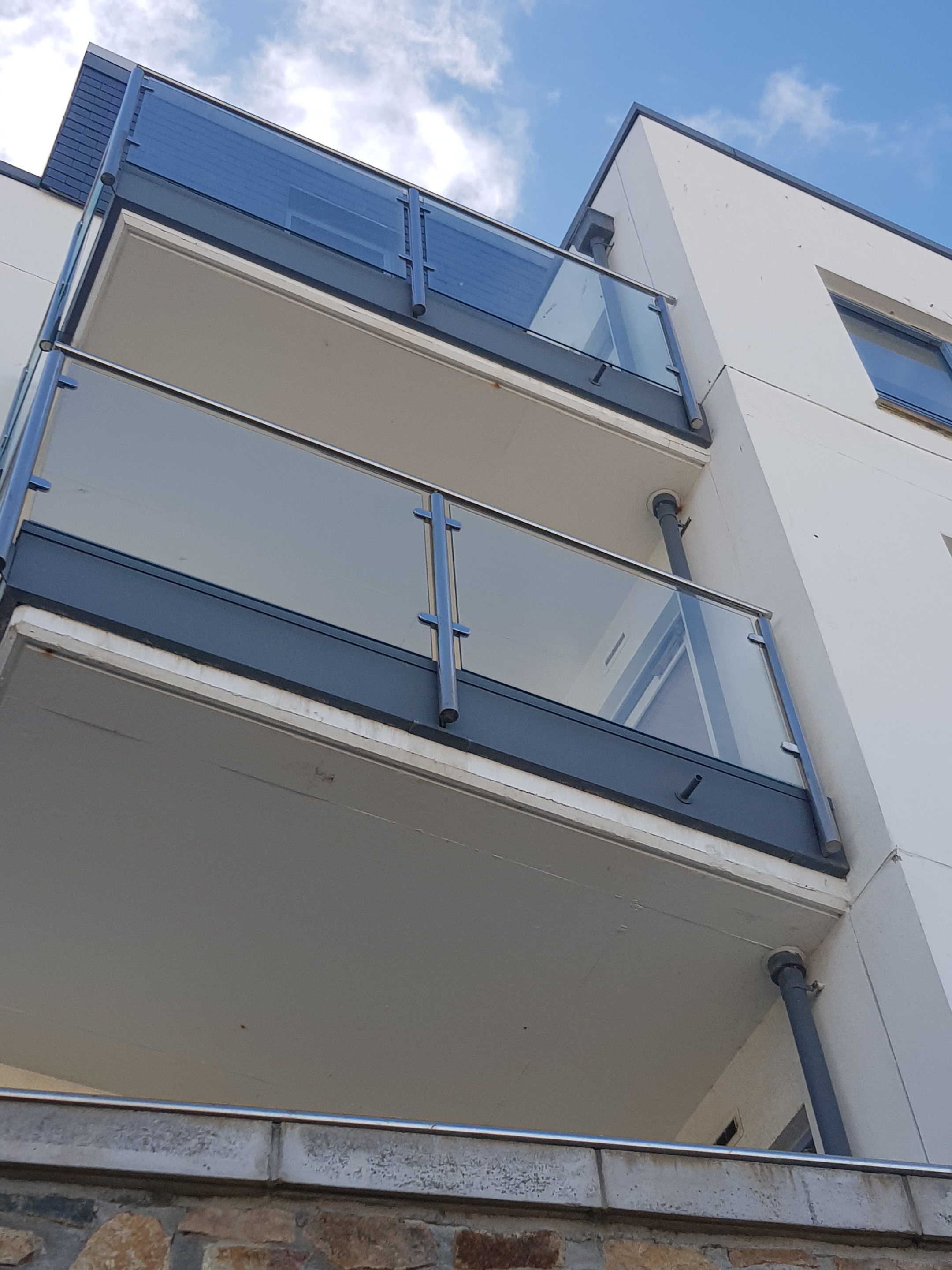 Glass Balustrade Penzance