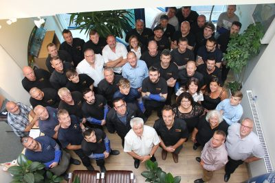 Plymouth Manufacturing Team