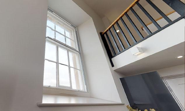 Secondary Glazing Loft House