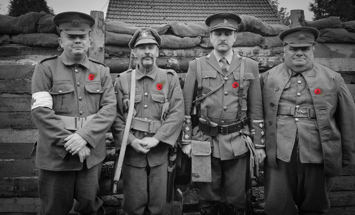 Poppy of honour Men 1