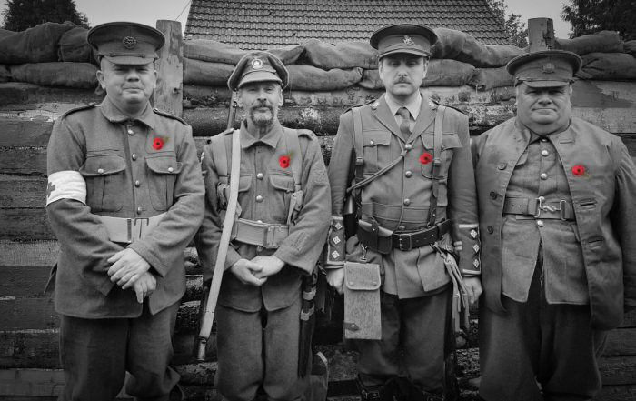 Poppy of honour Men 1