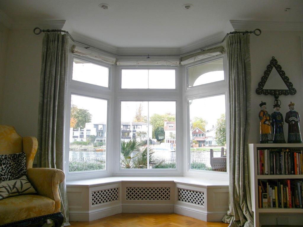 Bay Window Secondary Glazing