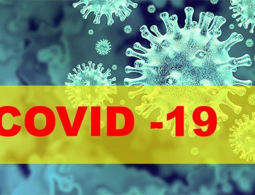 Covid-19 Company Statement