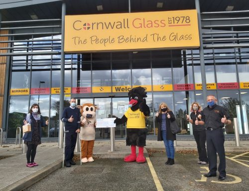 £20,000 Granted from the Cornwall Glass Fund Awards for 2020