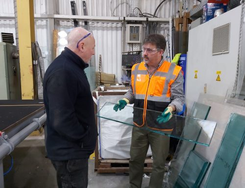 Cornwall Glass Invests in New Laminate Cutting Capability